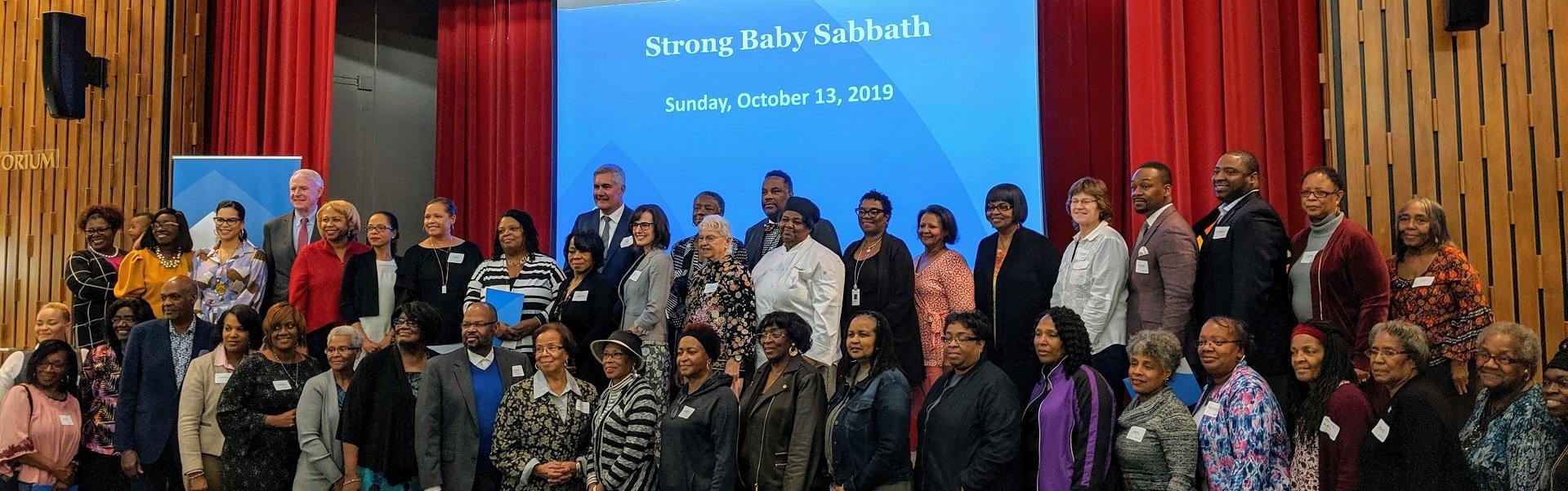 Strong Baby Sabbath