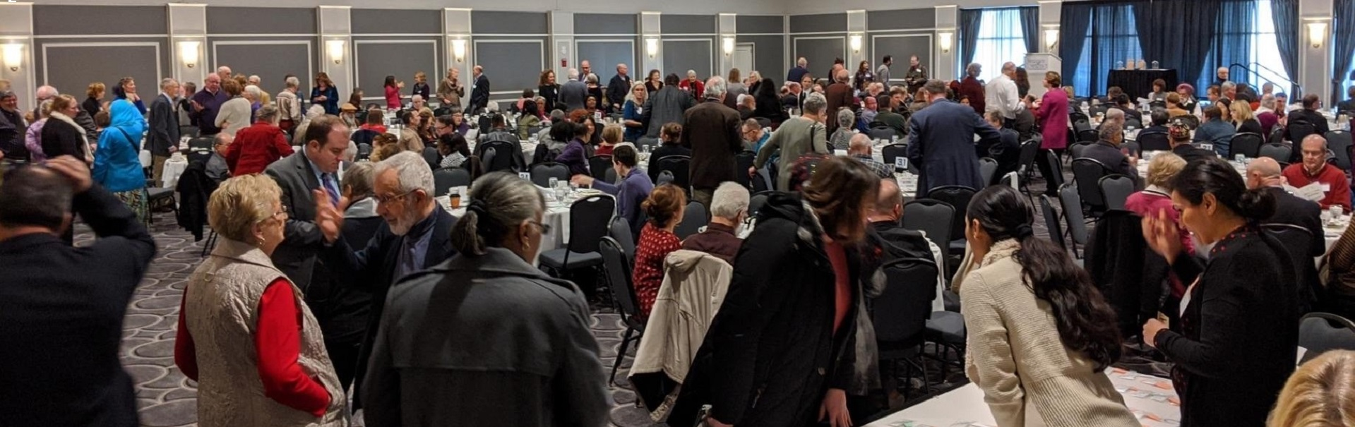 Interfaith Conference Luncheon 2019